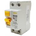 interruttore differenziale 1P+N 6 kA 2 moduli 10 16 20 25A fino 63 ampere salvavita