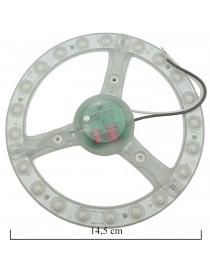 Ricambio lampadina luce led 10w plafoniera circolare sostituzione circolina neon
