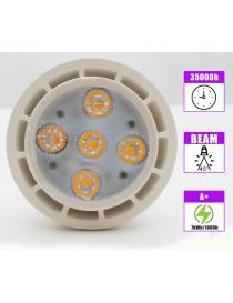 Faretto MR16 5watt led smd faro 12V lampadina incasso per portafaretti