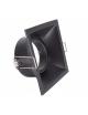 Portafaretto incasso orientabile incasso lampadine led gu10 mr16 Controsoffitto