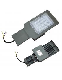 Faro led stradale armatura lampione parete palo luce industriale esterno ip65