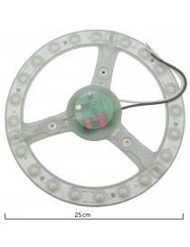 Ricambio lampadina luce led 21w plafoniera circolare sostituzione circolina neon