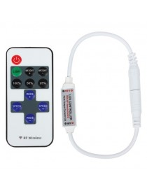Telecomando Dimmer per strip led 5v 12v striscia led controller wireless