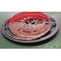 Stricia strip led 24V 12W 2835 IP20 alta luminosità biadesiva bobina 50mt 120 Led/mt