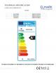 Lampadina led bulbo A60 E27 12w attacco grande sfera basso consumo luce fredda naturale calda