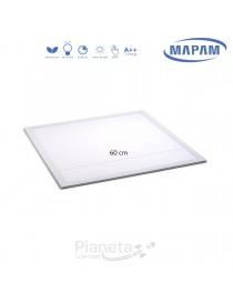 Pannello led quadrato 45W 60x60 da incasso lampada soffitto bianco slim luce calda