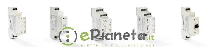 Quadri Elettrici e Interruttori Modulari